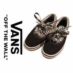 Vans- Lace up Shoes